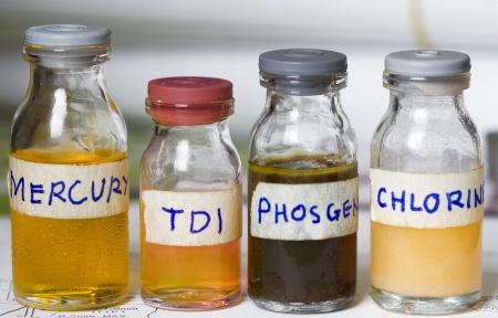 specimen testing: Gases peligrosos en la industria del petr�leo y de gas