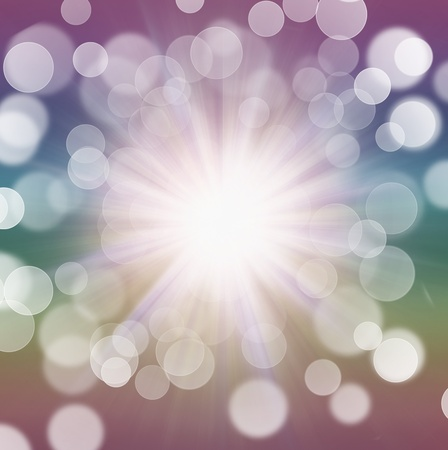 atilde: Radial zoom burst of energy, abstract background illustration