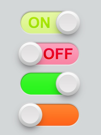 flick: Realistic On Off Switch Icon