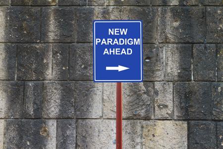 paradigm: New paradigm ahead