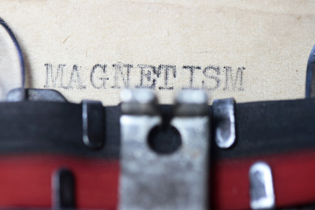 magnetismo: Magnetism