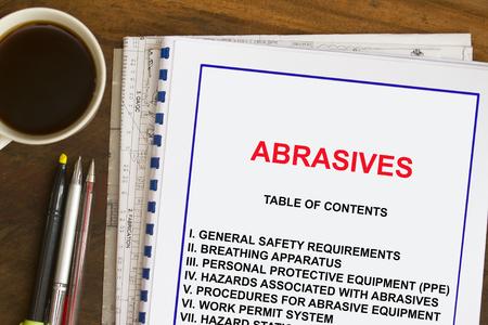 Abrasive blast cleaning 版權商用圖片 - 81912975