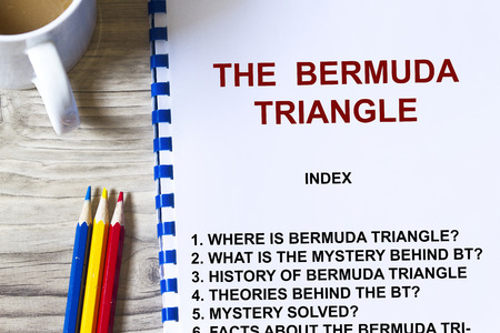 unsolved: Bermuda triangle