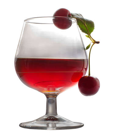 and what wine is obtained from the cherries, which tinctures! photo