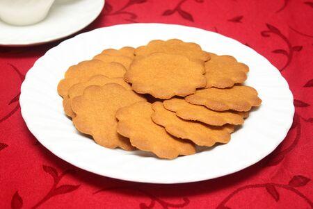 Ginger Bread Crisp Cookies photo