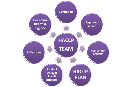 Factor is concern on haccp team or haccp system
