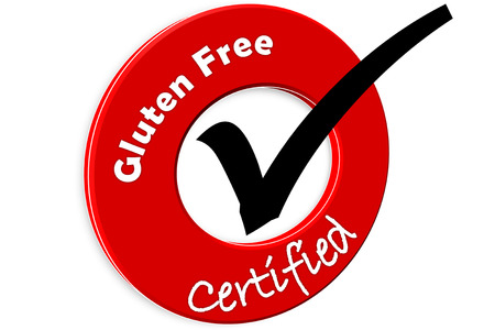 The images symbol have been food gluten free certified