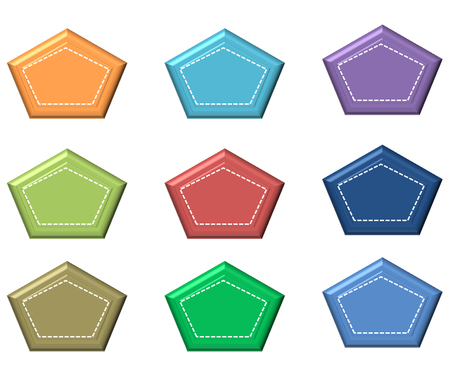 regular: il discorso muta gratuita pentagono regolare icone sfondi
