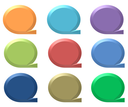 sequential: free blank speech sequential access storage icons backgrounds