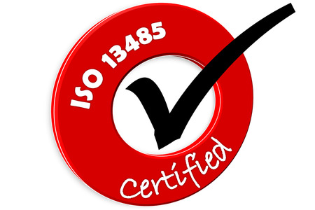 The images symbol have been ISO13485 certified