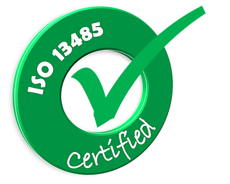 The images symbol have been ISO 13485 certified