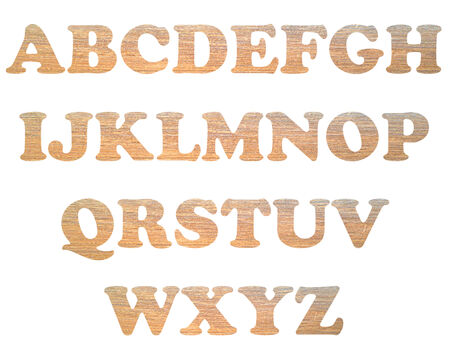 color full and vintage background of alphabet style 46 photo