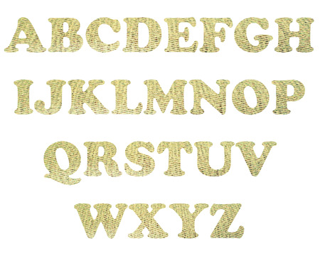 color full and vintage background of alphabet style 56 photo