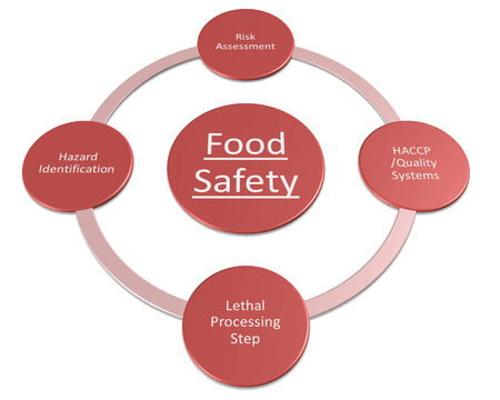 food safety: the picture is show of Scientific Issues in Food Safety style