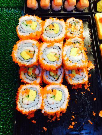 japon food: Sushi de la nourriture japon