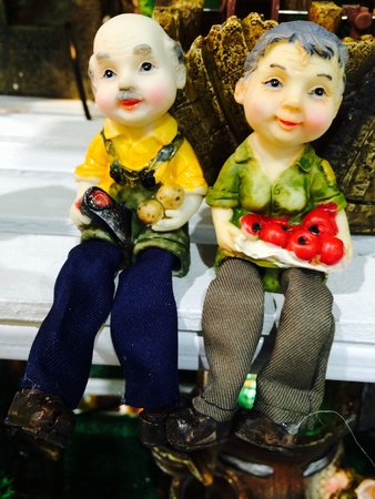 doll: The doll for decoration sell in Thailand best fair
