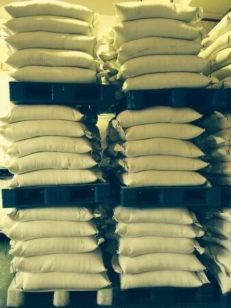 materiale: Farina di riso Amido bag materia prima