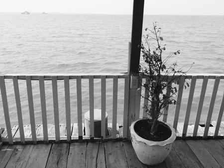 seaview: Old vintage seaview
