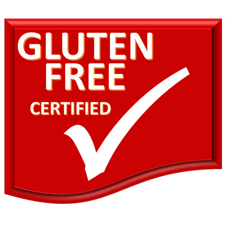 The images symbol have been gluten free certified
