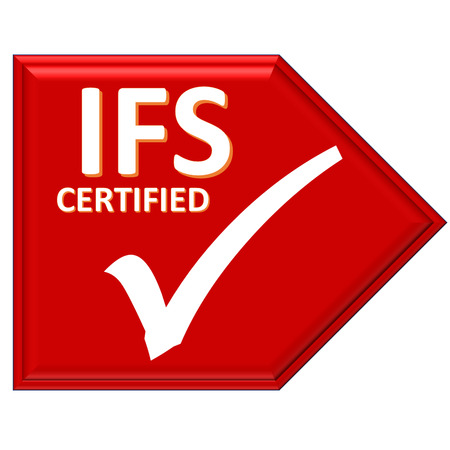 certified: The images symbol have been ifs certified