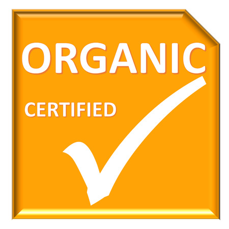 certified: The images symbol have been organic certified