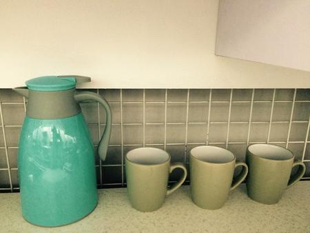 jug: Jug and cup