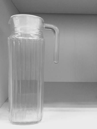 interior: The empty water jug