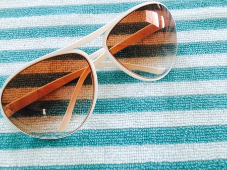 back: Texture pattern background eyeglass vacation holiday trip