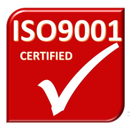 stock certificate: iso9001 certificate