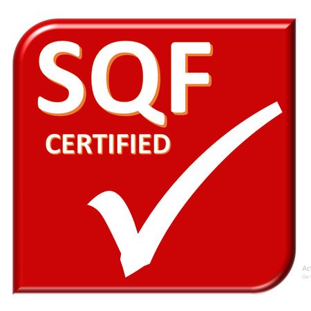 sqf certificate