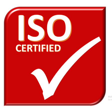stock certificate: The images symbol have been system certified