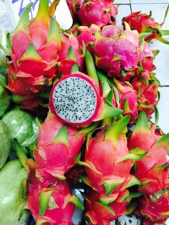 thailand fruit: Thailand fruit in the market Stock Photo