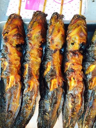 grill: fish grill