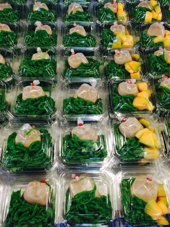 sweetmeat: Thailand dessert sweetmeat