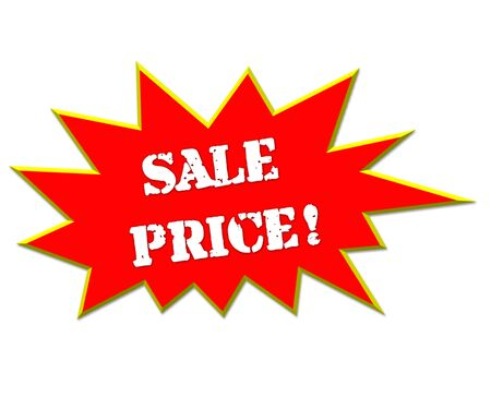 bake sale: sale or discount promotion symbol sale price