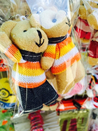 doll: The doll toy and souvenir gift in shop
