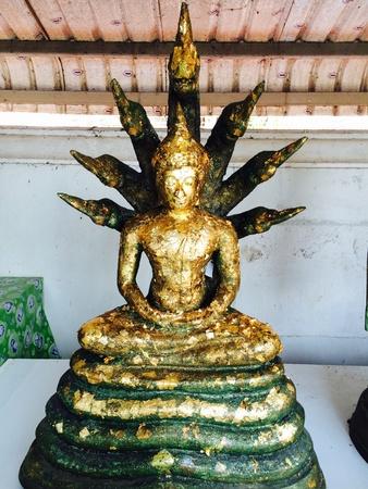 buddha statue: Buddha statue in Thailand Stock Photo