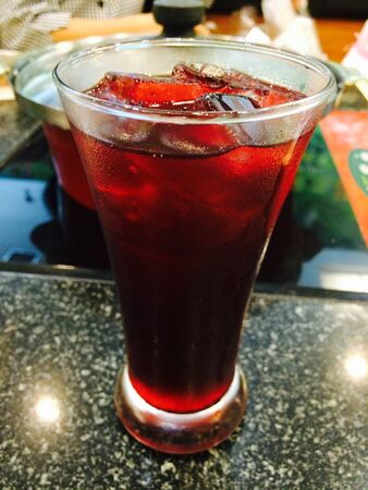 potation: soft drink Stock Photo