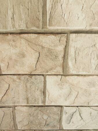 pattern: Background texture pattern of stone vintage Stock Photo