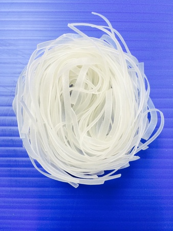 rice vermicelli and noodle