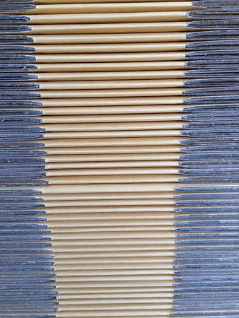 carton: Carton paper background Stock Photo