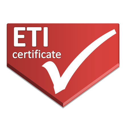 certificate symbol of social responsibility requirments-exporters to uk