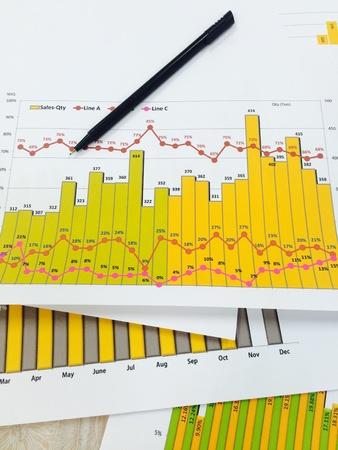 retained: concepto de éxito del negocio de la pluma en el informe de ejecución garph