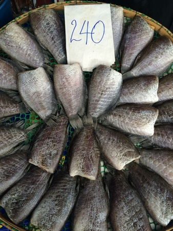 preservative: drying fish for food preservative