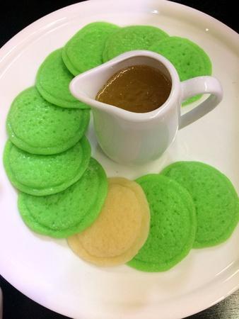 pancake sweets meal