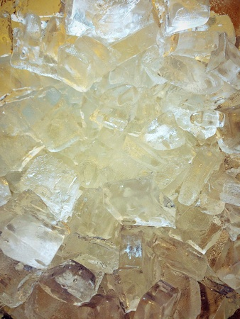 close up ice texture pattern background