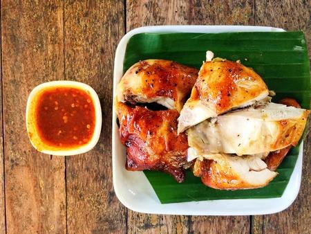 Thai Cooking Thai Grilled Chicken