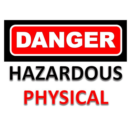 Signs of danger to be aware of physical