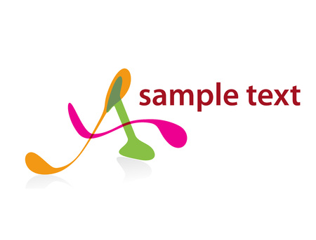 sample text: gimnasia cifras con texto de ejemplo