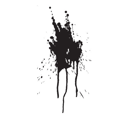 diffrent brushes set of grunge vector Vector